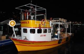 Balıkçılar ilk gece hayal kırıklığı yaşadı