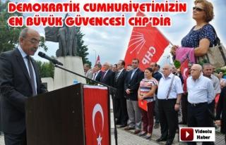 CHP 91.yılını kutladı