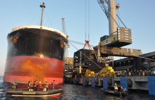 Greenpeace:  'kömürü durdur'