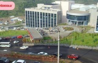 Bölgenin En Büyük ve En Modern Hastanesi Hizmete...