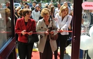MBK  Güzellik salonu açıldı
