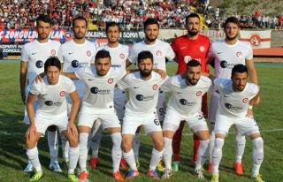 Türkiye Kupasında, Zonguldak Kömürspor´un...