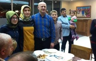 Yazıcıoğluna sürpriz doğum günü