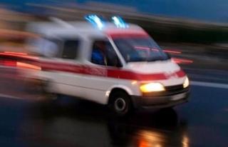 Trafik kazası: üç ölü