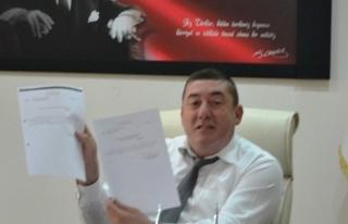AK parti açamadı,CHP açacak diye sıkıntıya girdiler