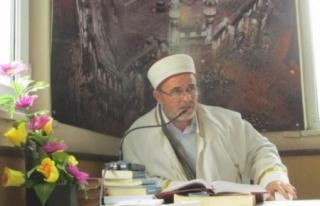 9 Camii imamı yer değiştirdi