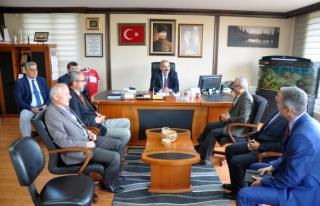 Milletvekilimiz Ercan Candan'ın desteği ile olmuştur