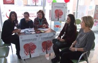 Ereğli'de organ bağışı kampanyası