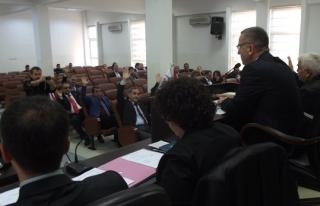 Kdz. Ereğli Belediyesi Kasım ayı 3.oturumu gerçekleştirildi