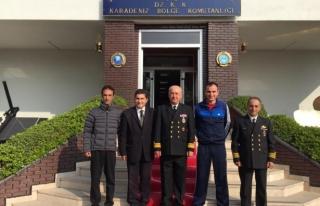 Zonguldak Ereğli spor Paşa'ya çıktı
