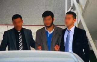 Maden işçisi kömürlükte tecavüzden tutuklandı