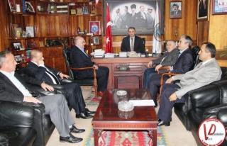 Devrekspor'dan Alabaş'a ziyaret