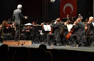 Cumhurbaşkanlığı Senfoni Orkestrası izleyenleri...