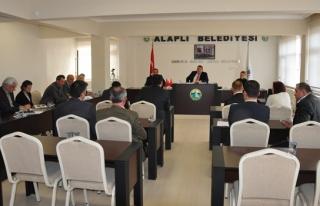 Şubat ayı olağan Meclis toplantısı tamamlandı
