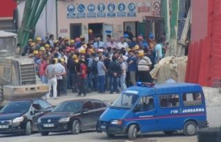 Maden ocağında 306 madenci iş bırakma eylemi başlattı