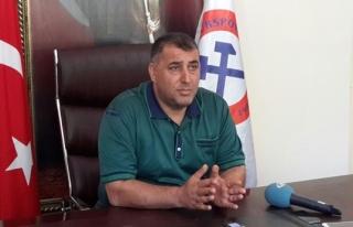 """""""Zonguldakspor, bu şehrin en büyük sivil toplum..."""