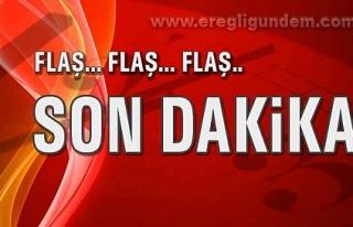 Milliyetçi Hareket Partisi´nin Zonguldak aday...