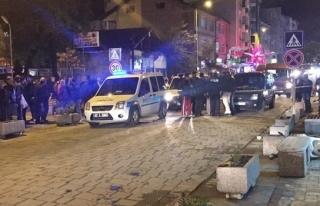 Sokak ortasında vurulan şahıs hayatını kaybetti