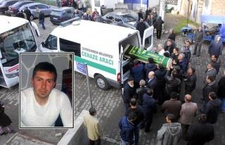 Zonguldaklı Mühendis toprağa verildi