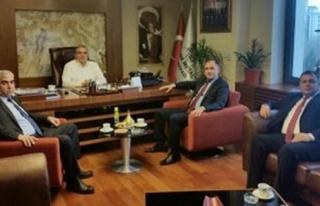 GMİS'ten Türk Metal'e ziyaret