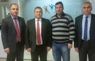 GMİS yönetimi ile Ulupınar Ankara'da bir araya...