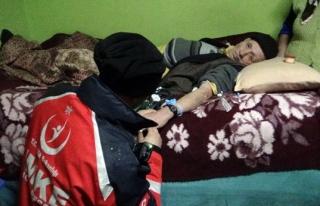 UMKE'den hasta kurtarma operasyonu