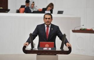 CHP'li Demirtaş, Ereğli-Devrek Yolunu Sordu