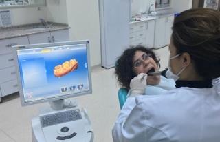 BEÜ Diş Hekimliği fakültesi son teknoloji ile...