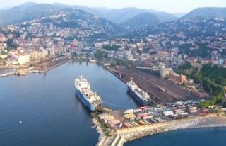 Zonguldak´ta ihracat ve ithalat azaldı
