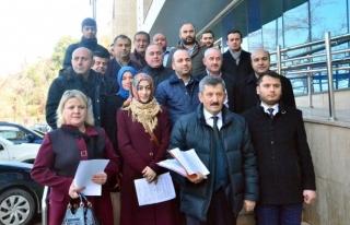 AK Parti Kılıçdaroğlu hakkında suç duyurusunda...