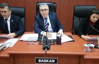 İl Genel Meclisi Şubat ayı dördüncü birleşim...