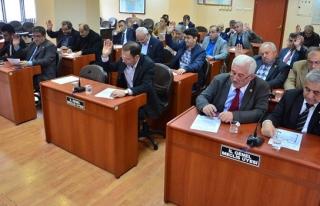 İl Genel Meclisi Şubat ayı son birleşim toplantısı...