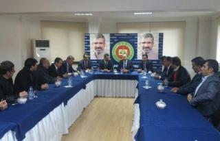 Demirtaş,Güneydoğu olaylarını izlemek için Diyarbakır...