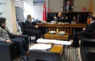 Başkan Uysal ve Ekibi Kastamonudaydı