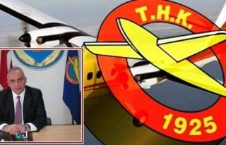 Türk Hava Kurumu (THK) 91.yılını kutluyor.