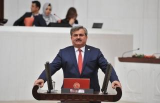 Çaturoğlu Plan ve Bütçe Komisyonunda konuştu