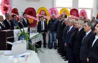 Başkan Uysal, 'Şehrin kalkınması ilerlemesi esnafla...