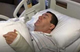 Başkan Nuri Tekin'in sağlık durumu iyi