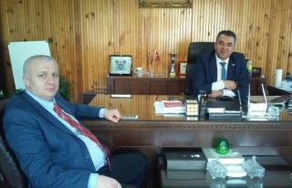 Yazıcıoğlu'ndan Gövce'ye ziyaret