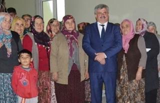 Çaturoğlu, 8 Mart Dünya Kadınlar Günü´nü...