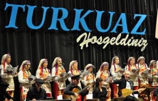 Turkuaz'dan muhteşem konser