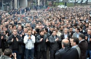 Erdemir işçileri eyleme başlıyor