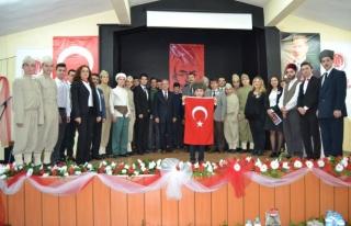 Zonguldak'ta istiklal marşı'nın kabulü ve mehmet...