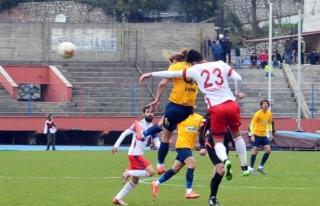 Zonguldak kömürspor: 3 - Kırıkhanspor:0