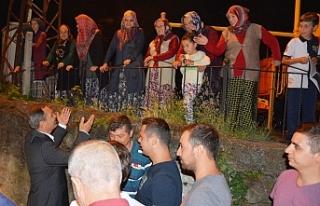 """Başkan Uysal """"Bu ülkenin Erdoğan'a ihtiyacı..."""