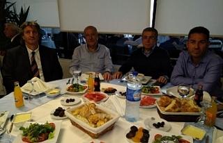 Gazeteciler, ZGC'nin iftarında buluştu