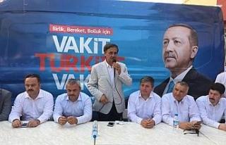 """Güneş, """"Türkiye'yi kimin yöneteceği ortaya..."""