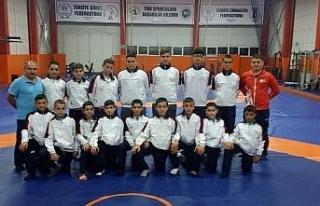 Minikler İzmir'de Düzce'yi temsil ediyor