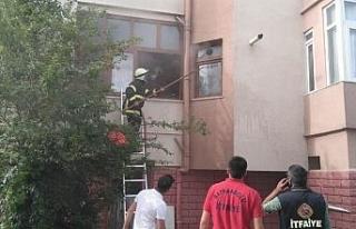 Safranbolu'da Yangın, Bir Kişi Yaralı