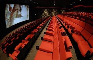 Türkiye'de Sinema seyirci sayısı yüzde 23,9...